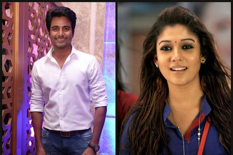 Siva Karthikeyan Nayanthara starrer titled Velaikaran