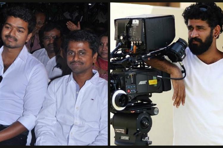 Solo Kali cinematographer on board Vijays next with Murugadoss