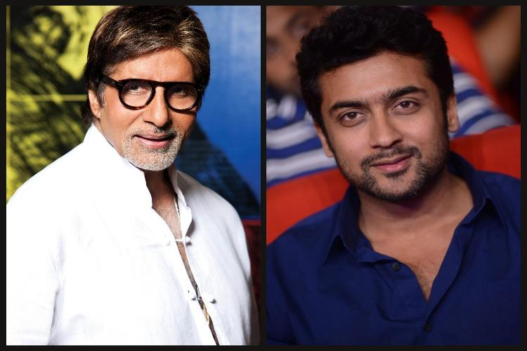 Director KV Anand to rope in Big B for his upcoming flick starring Suriya