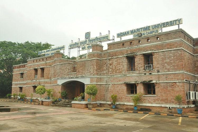 No longer a sinking ship Indias only maritime university rises up from troubled times