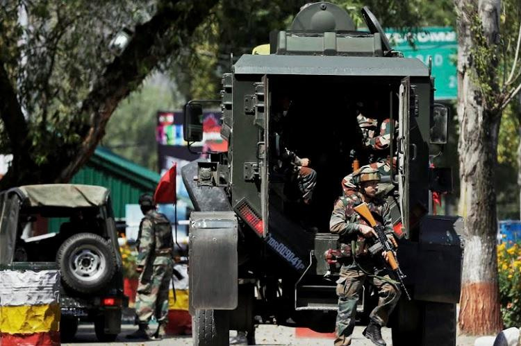 Kashmir Two more terrorists killed as three-day long operation ends