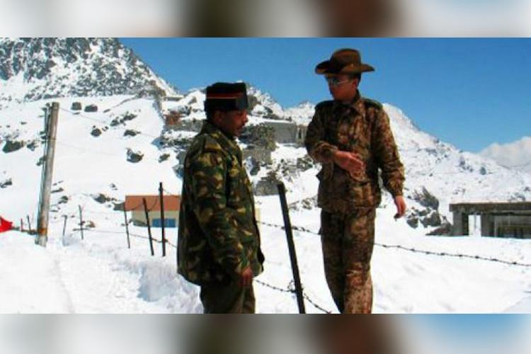 India-China flag meeting inconclusive amid Doklam stand-off