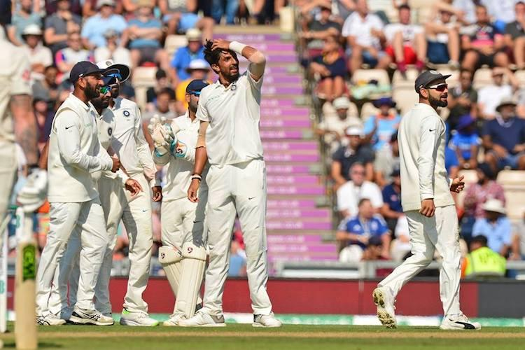 England defeat India lost a Test series they should have won