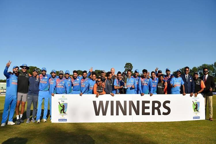 India outclass Ireland in second T20 pocket series 2-0