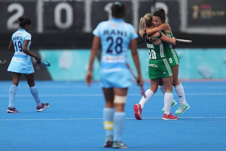 Womens hockey World Cup India face uphill task after losing to Ireland