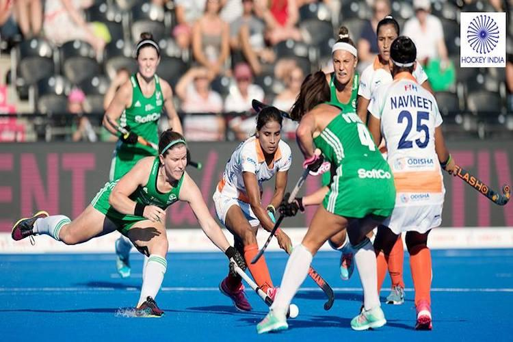 Womens Hockey WC quarters India lose to Ireland in heartbreaking shootout