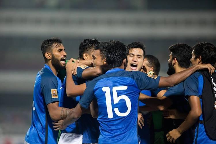 India beat Pakistan 3-1 to enter final of SAFF Cup football