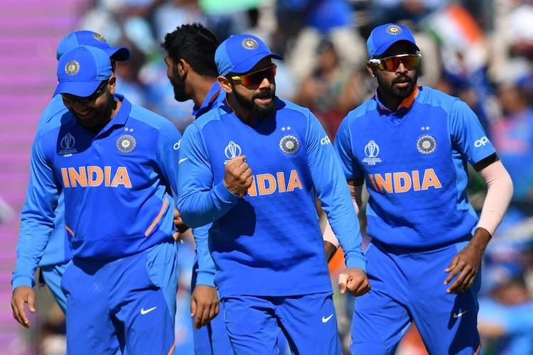 India win a thrilling contest against Afghanistan by 11 runs in World Cup