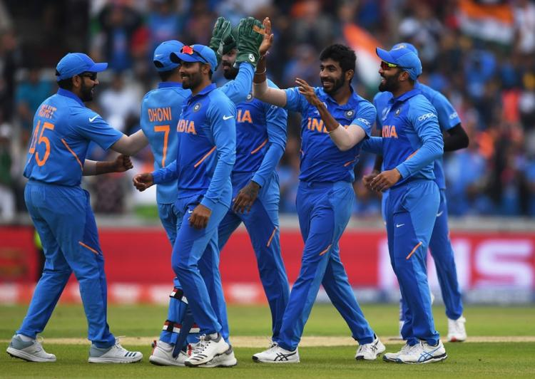 ICC World Cup semifinal Disciplined bowling helps India restrict New Zealand to 239