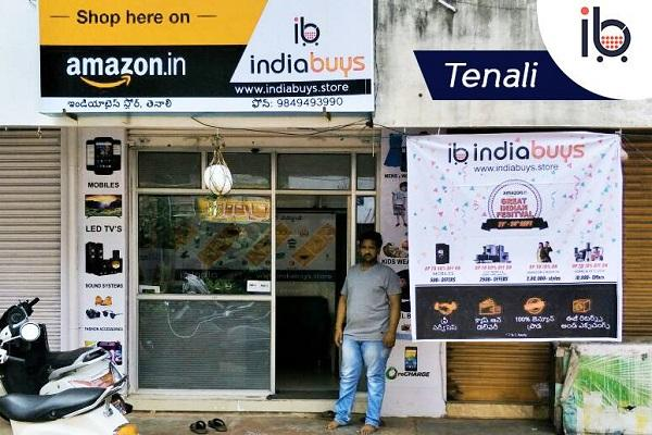 Ecommerce goes rural This startup is helping villagers buy on Amazon