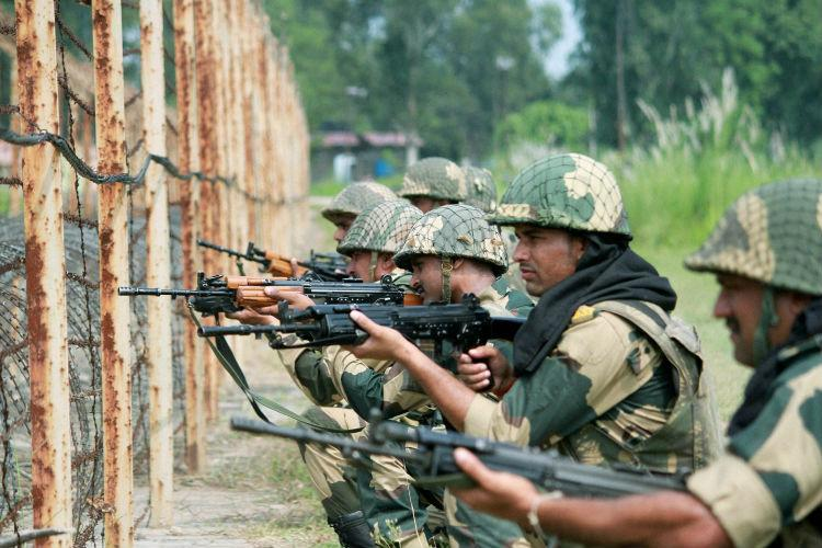 Fidayeen attack on army camp in Kashmir one BSF trooper killed