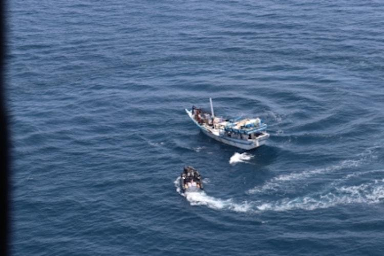 Naval ship INS Trishul foils piracy attempt on Indian merchant vessel in Gulf of Eden