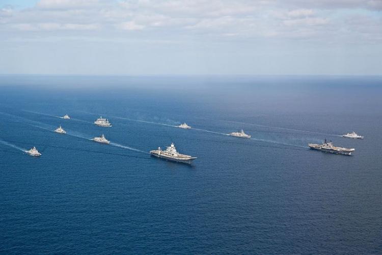 India moves to regain maritime superiority