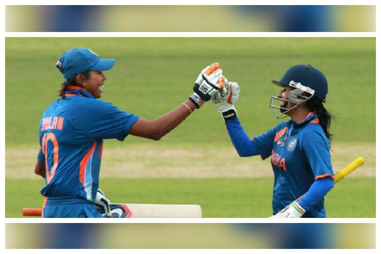 Take a bow Indias Women in Blue achieve highest partnership in ODIs trounce SA in final