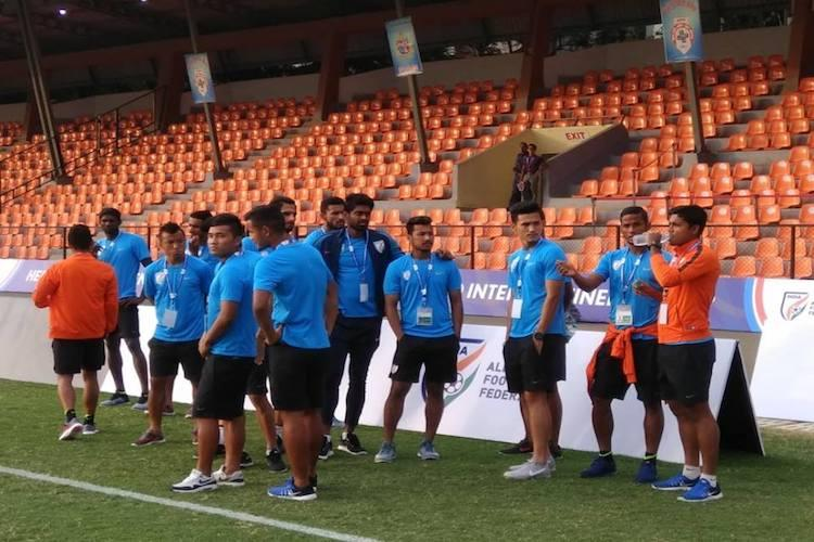 Indian football team to play friendly against Sydney FC