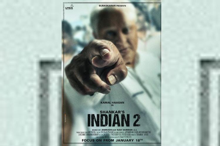 Shooting of Kamal Haasans Indian 2 begins