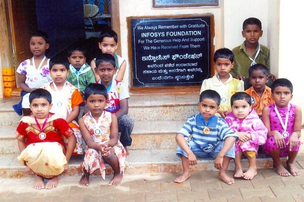 Infosys arm ties up with Kailash Satyarthi foundation for child labour-free villages