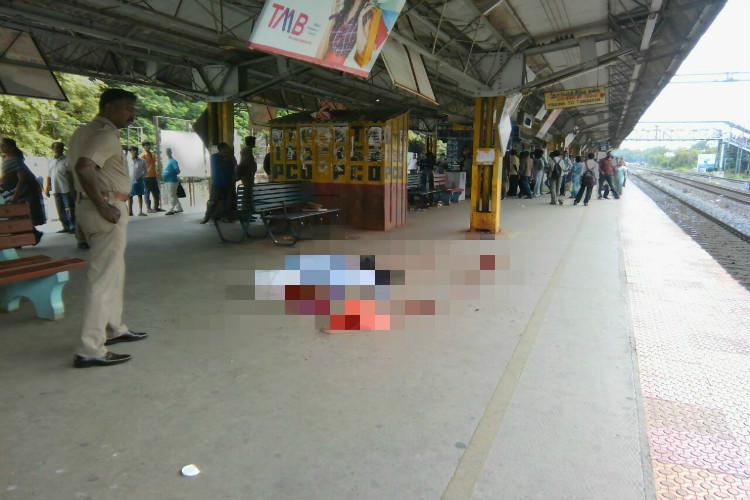 Chennai Infosys employee hacked to death in broad daylight at railway station