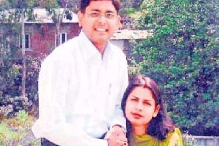 Seven years after he murdered his wife in cold blood former Infosys manager convicted