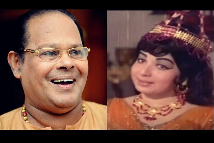 Jayalalithaas only Malayalam film Actor Innocent recalls the smile she bestowed on him