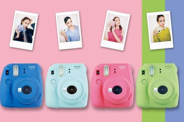 Fujifilm launches Instax Mini 9 in India at Rs 5999