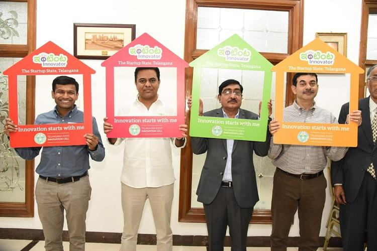 Telangana launches Intinta Innovator campaign to take innovation into households