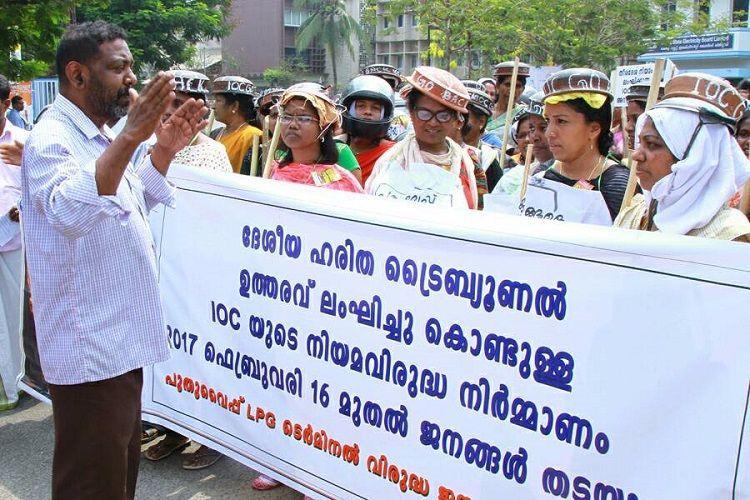 Why this Kochi fishing community is agitating against Indian Oils LPG terminal