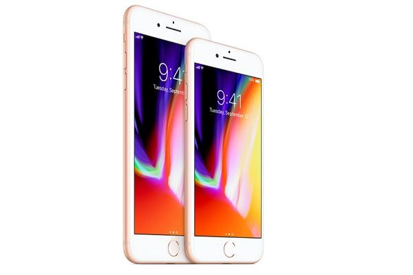 Apple launches much-awaited iPhone 8 iPhone 8 Plus with A11 Bionic chip