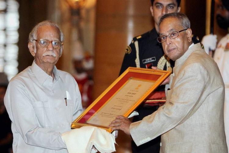 Noted epigraphist and Indus scholar Iravatham Mahadevan passes away