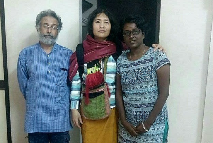 Irom Sharmila unfazed by opposition to marriage asks Divya Bharathi to be her bridesmaid