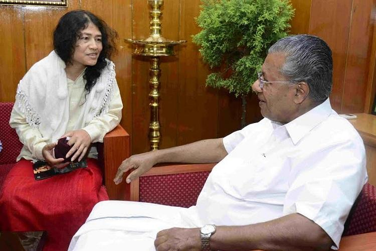 Politics taken over by money muscle power but situation hopeful in Kerala Irom Sharmila