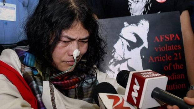 Irom Sharmila ordered to be released from judicial custody