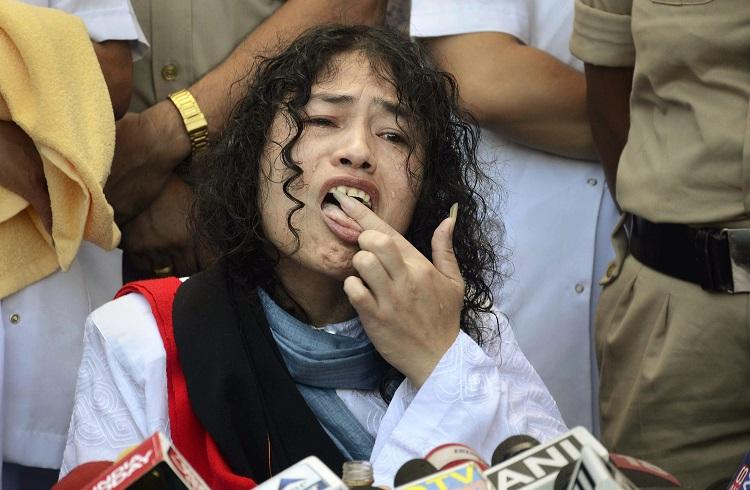 Irom Sharmila ends her 16-year fast but does she have the political capital to fight on
