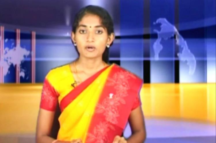 LTTE news presenter Isaipriya was captured alive executed body desecrated UN investigation
