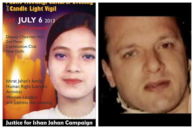 The Ishrat Jahan timeline This is not the first time David Headley has named her