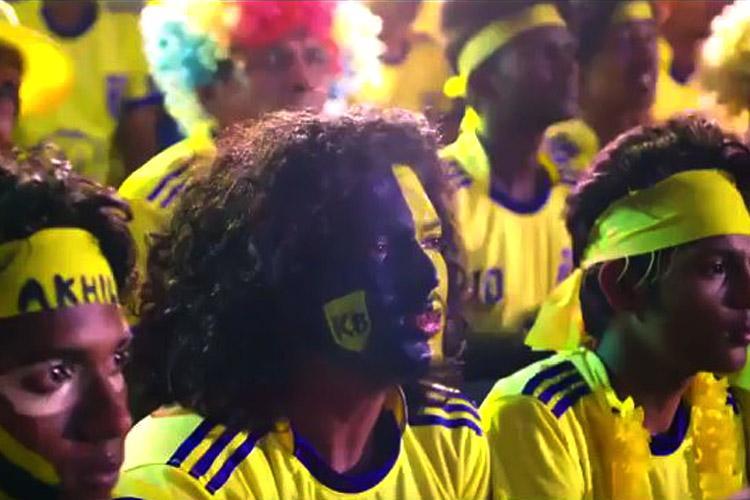 Football Premam Team Kerala Blasters picks Nivin Paulys Kalippu for promo song