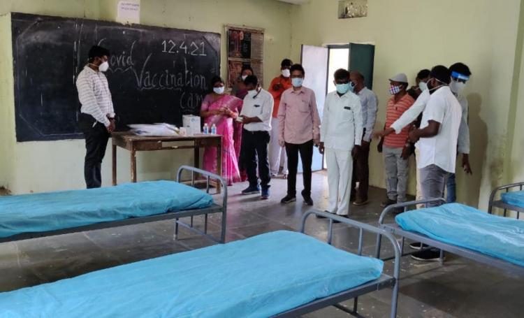 Caste a hindrance in setting up isolation centres in Telangana activists allege