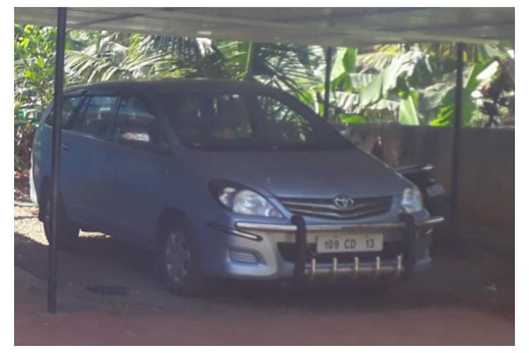 Vehicle seized from Kerala had number allotted to Israel embassy official in Delhi