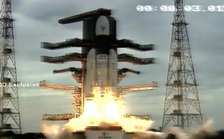 The prowess of our scientists India hails successful launch of Chandrayaan-2