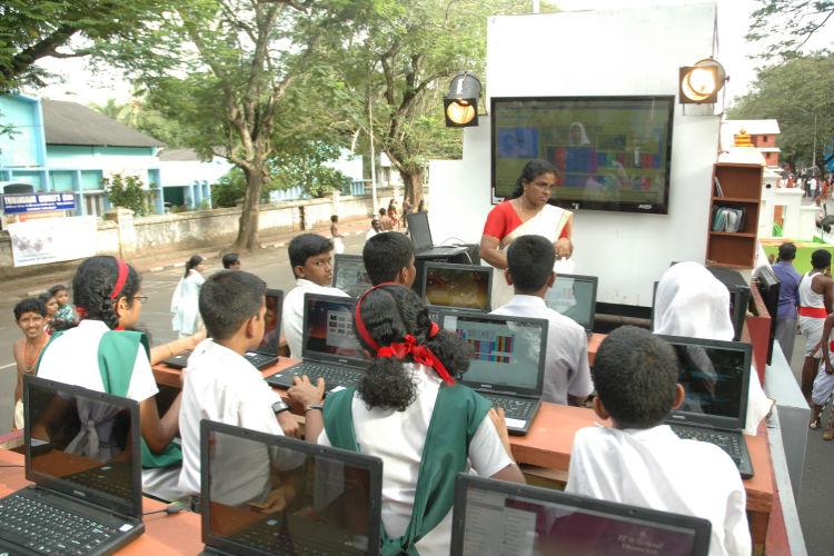 From academics to co-curriculars your childs progress in school will just be a click away in Kerala