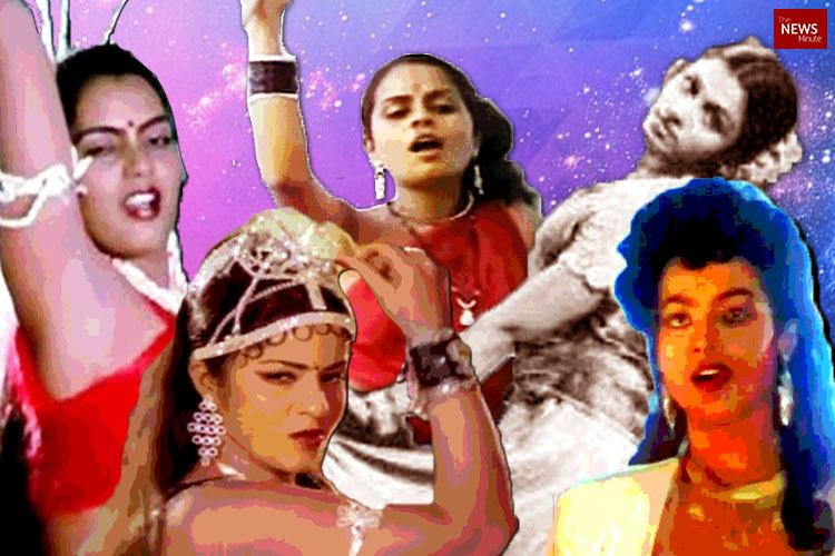 The item song in Tamil cinema Who started it and is it on its way out