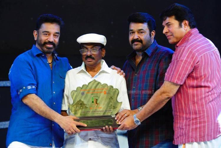 He rewrote the course of Malayalam cinema Condolences pour in for IV Sasi