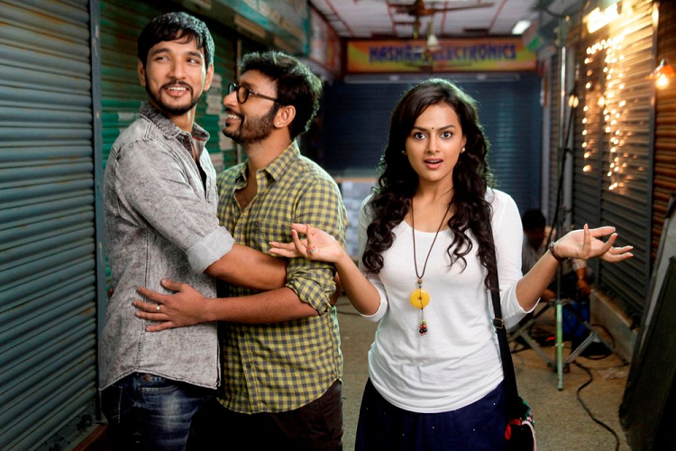 Ivan Thanthiran Review The engineering drop out who fights evil with memes is here