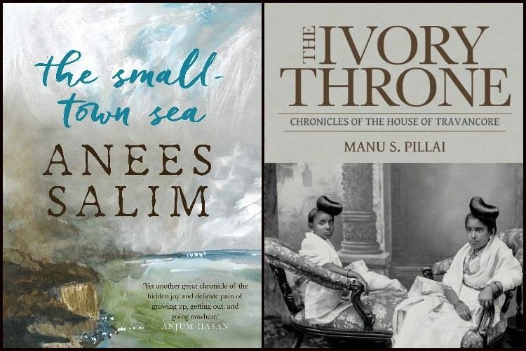Books by Anees Salim and Manu Pillai to be adapted to screen