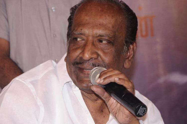 Veteran actor-director J Mahendran critical