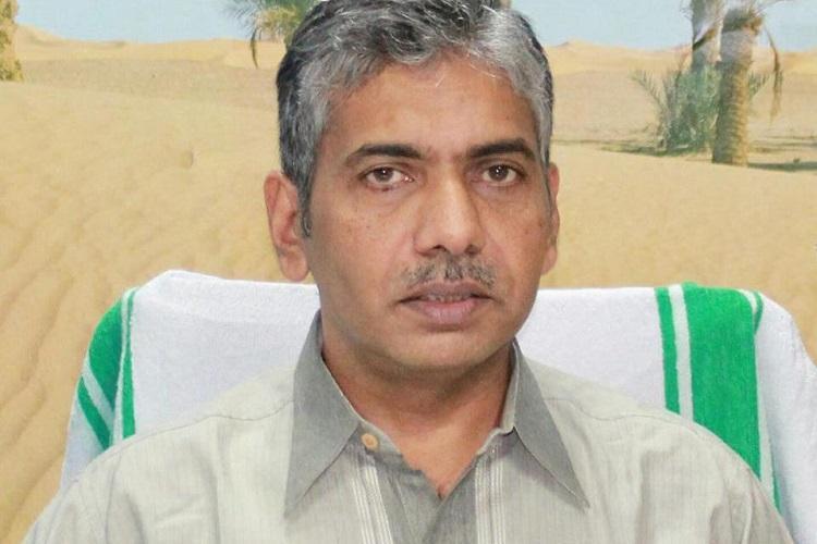 Kerala DGP Jacob Thomas to not contest 2019 polls Govt refuses to grant VRS
