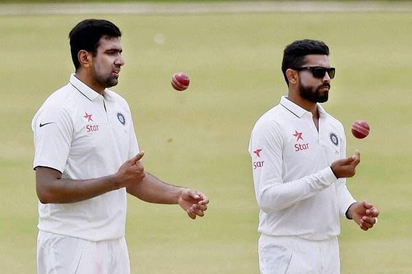 Jadeja joins Ashwin as No 1 Test bowler Kohli slips to 3rd among batters