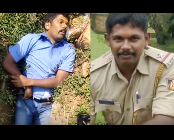 Bengaluru cop stabbed to death by thieves in daylight BJP demands resignation of Home Minister KJ George