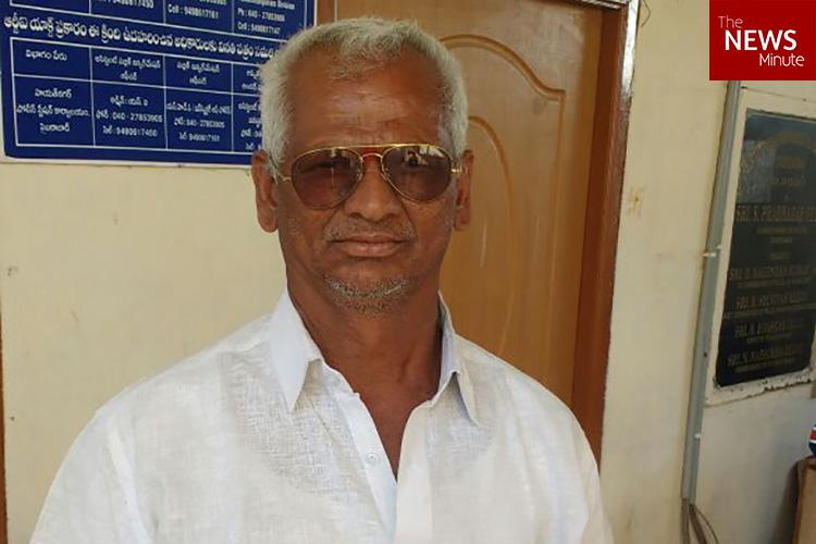 Meet a 65-year-old Hyderabad farmer who rescued a school girl from getting kidnapped