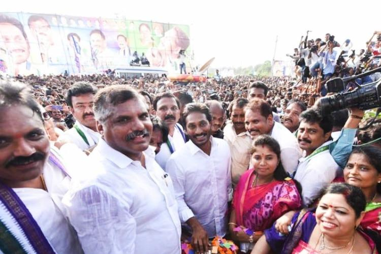 Will Jagan Mohans padayatra translate into votes in 2019 polls Experts weigh in